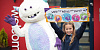 Pictured launching the handwashing resource is Rufus the Handwashing Hero and Olivia Dorree from Cregagh Primary School in Belfast.