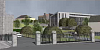 An illustration of how the proposed Newry Civic Centre could look.