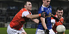 Armagh v Cavan in the National Football League 2020. Photograph: Columba O'Hare/ Newry.ie