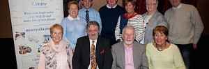 The new U3A Committee.