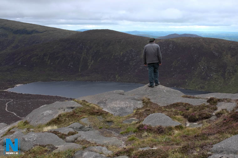 Mourne International Walking Festival runs from 23 - 25 June 2017. Photograph: Columba O'Hare